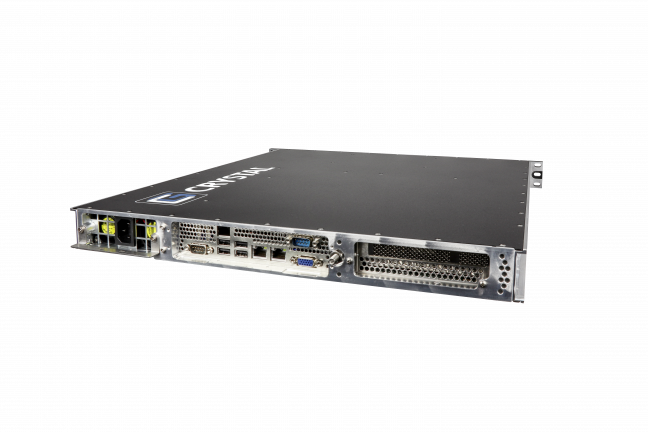 RS112 Rugged 1U Server