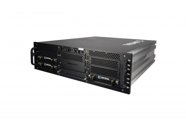 RS378 Rugged 3U Server