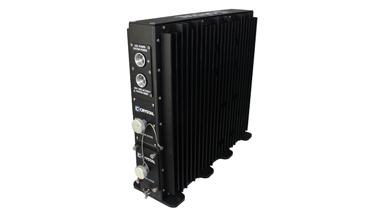 Sealed Embedded Rugged Computer for the military and defense industry - SE16