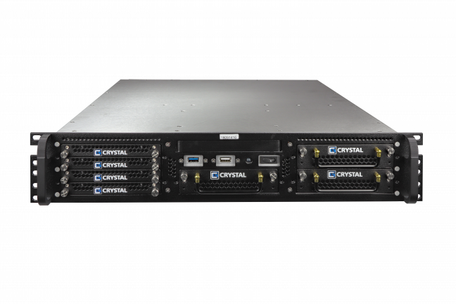 Rugged Workstations Crystal Group