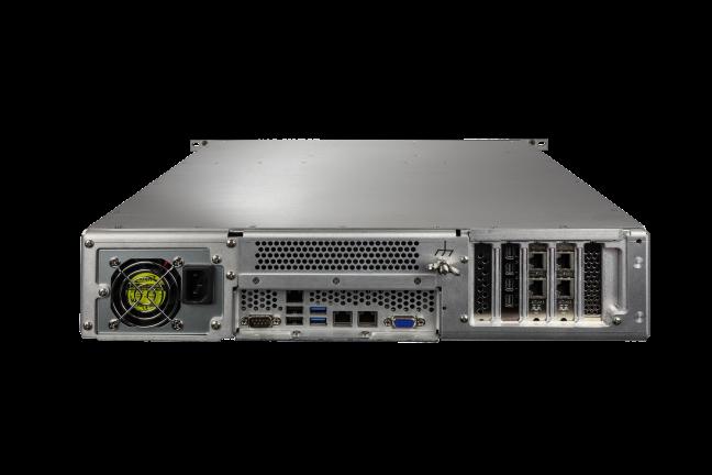 IS200 Industrial 2U Rackmount Server