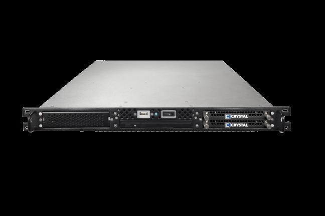 IS100 Industrial 1U Server