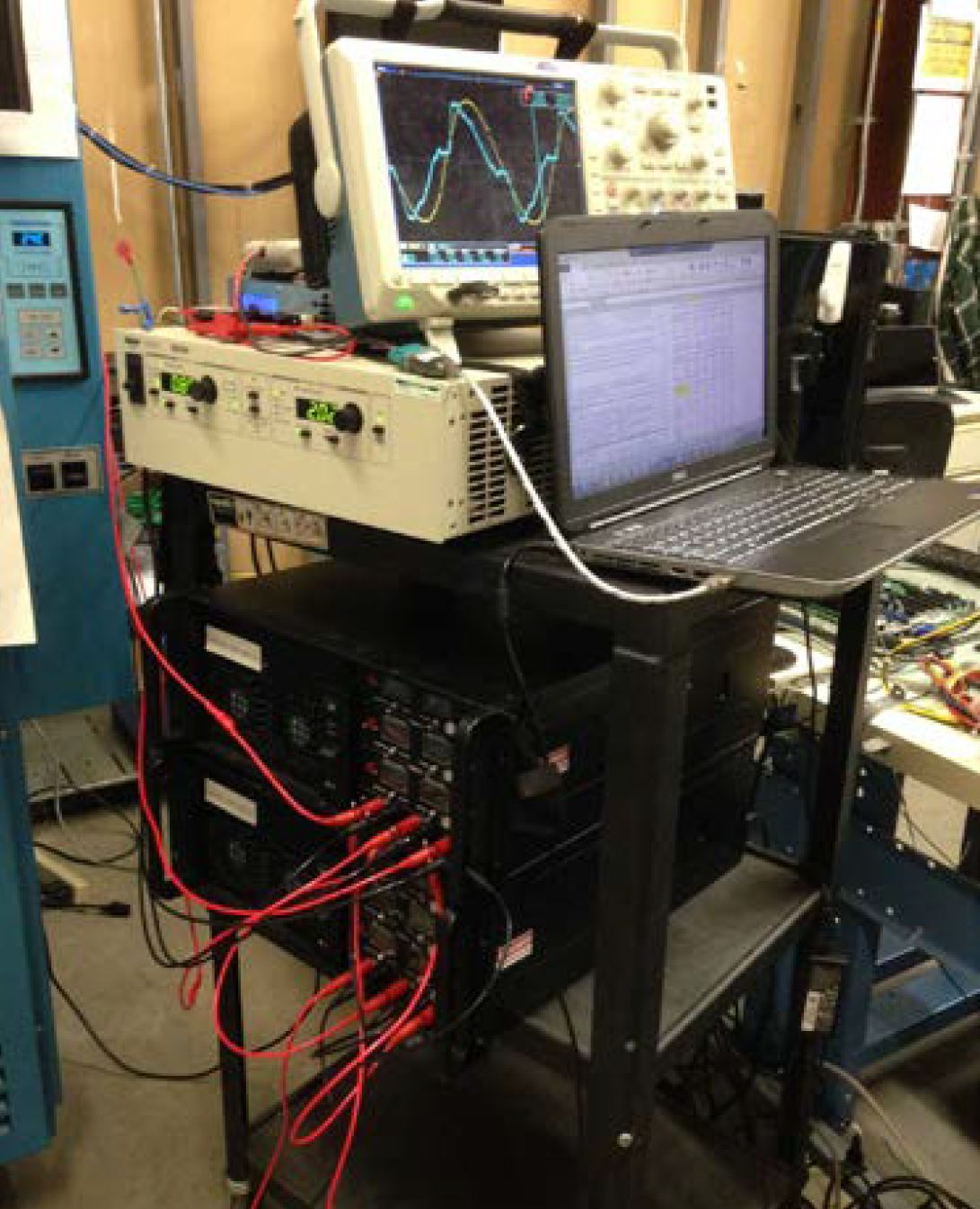 Whitepaper: Power Supply Testing: 400 HZ Operation - Crystal Group, Inc