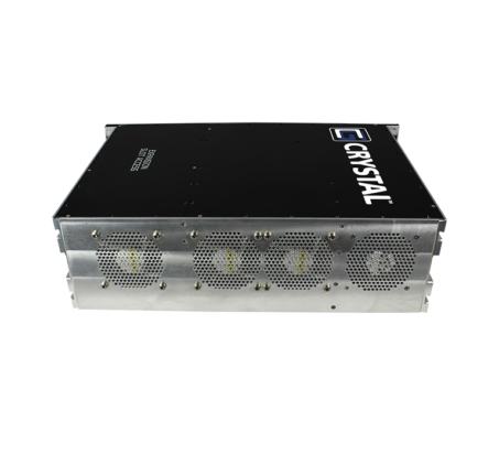 RS363SF Rugged 3U Server, back