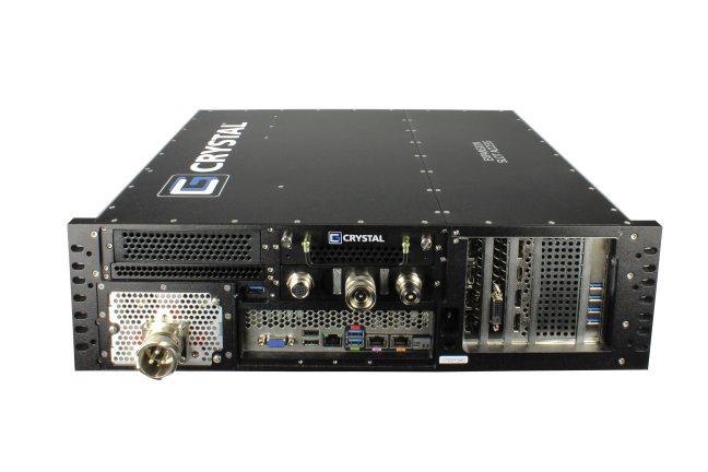 RS363S15F Rugged 3U Server