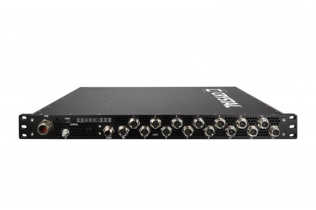 RCS7150-24 Rugged Switch based on the Ruckus® ICX® 7150 series