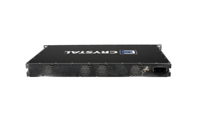 RCS7150-24 Rugged Switch based on the Ruckus®ICX®7150 series