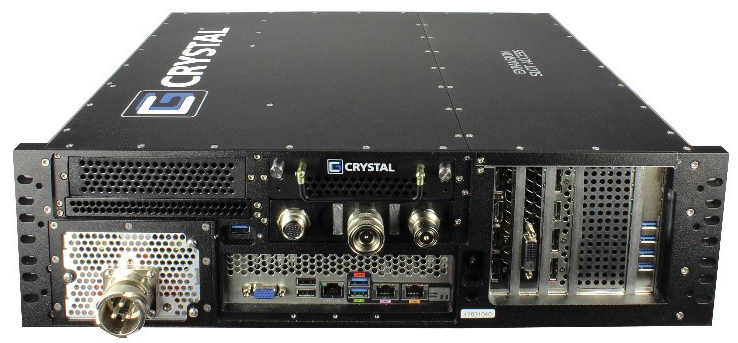 RS363S15F 3U Rugged Server Product for Innovators Award