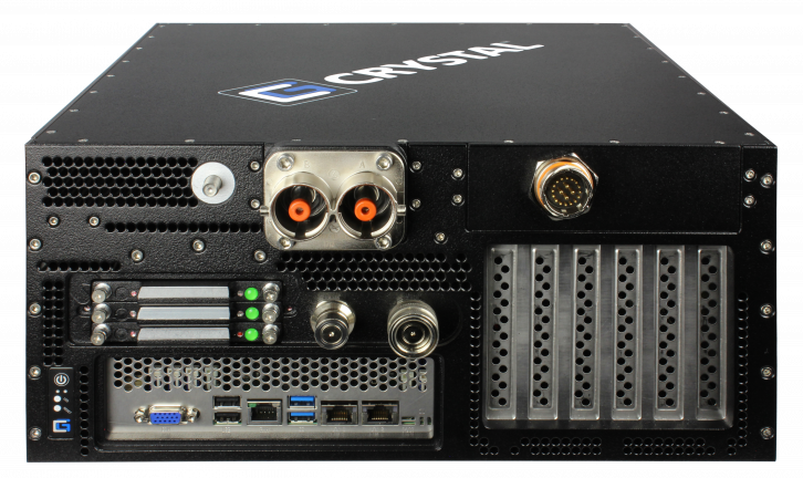 Crystal Group RIA™ Rugged Intelligence Appliance