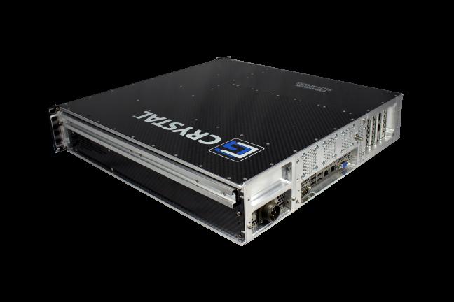 RS2608PS18 2U Rugged Storage System
