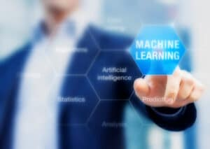 Artificial Intelligence, Machine learning concept