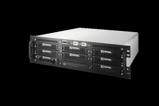 IS300 Industrial 3U Rackmount Server