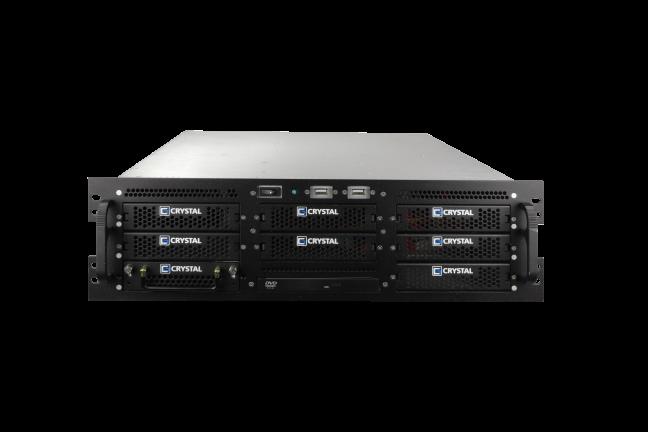 IS300 Industrial Rackmount 3U Server