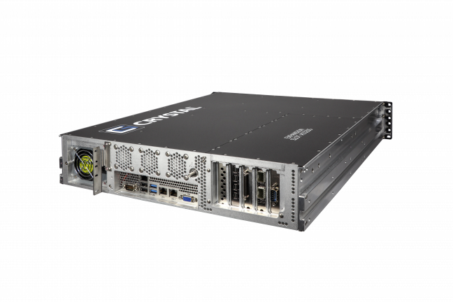 RS255 Rugged rackmount 2U Server