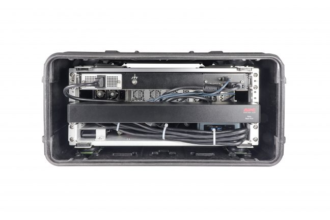 Rugged Integrated NAS Transit System