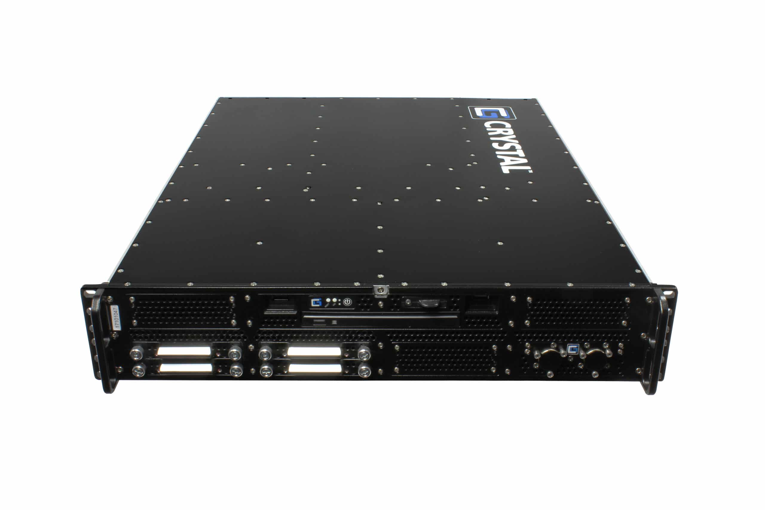 FORCE RS2608 Rugged 2U Server