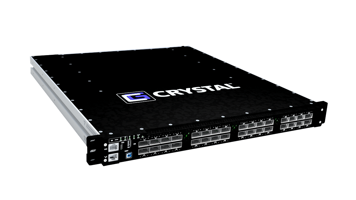 RCS7850-32Q Rugged Switch based on the Ruckus® ICX® 7850 series
