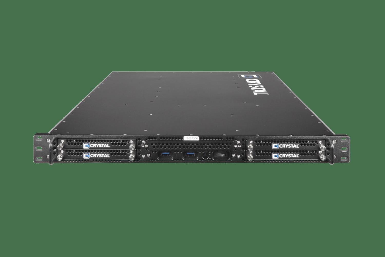 RS132L24 Rugged 1U Server