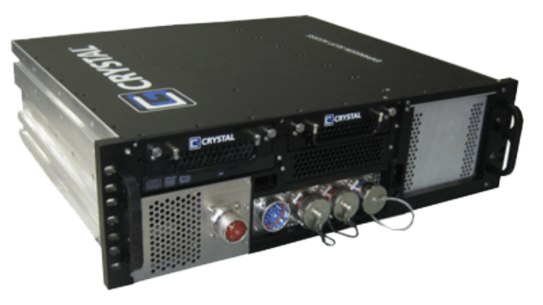 RS363S15FM Rugged 3U Rackmount Server - front right view