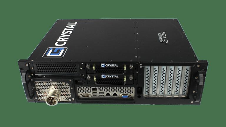 RS363SF Rugged 3U Server