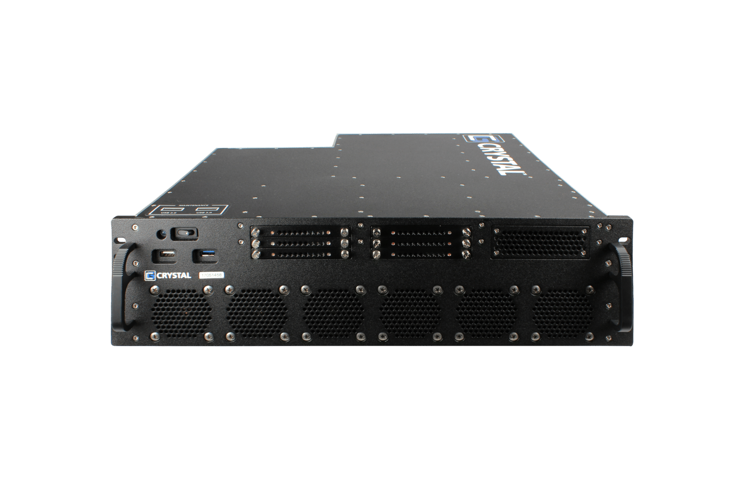 RS373S17M Rugged 3U Server