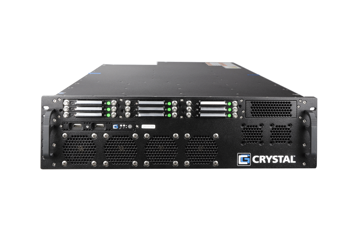 ES374L24 Rugged Substation Server