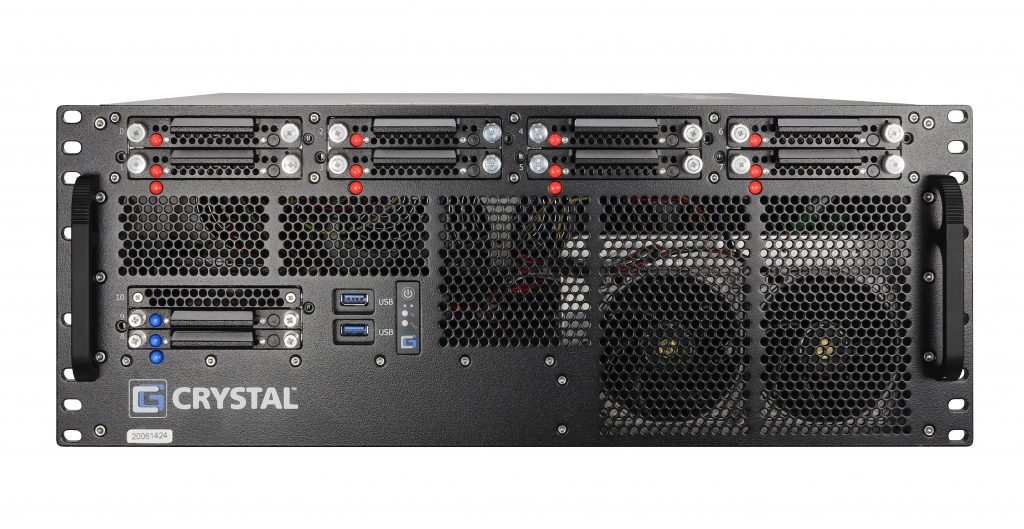 RS4105L22 4U Rugged Server
