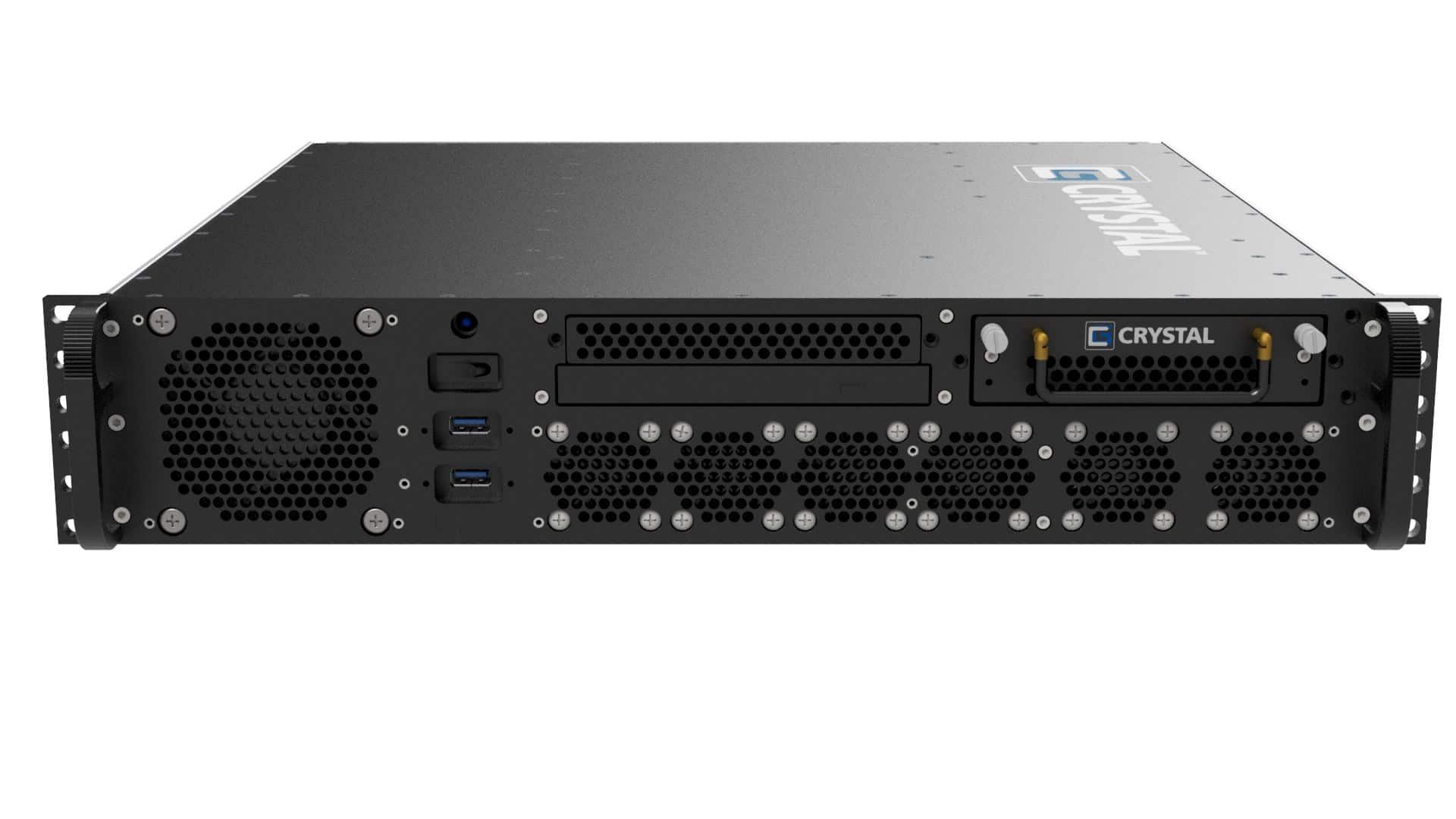 2U Rugged Workstation - RS232S17A